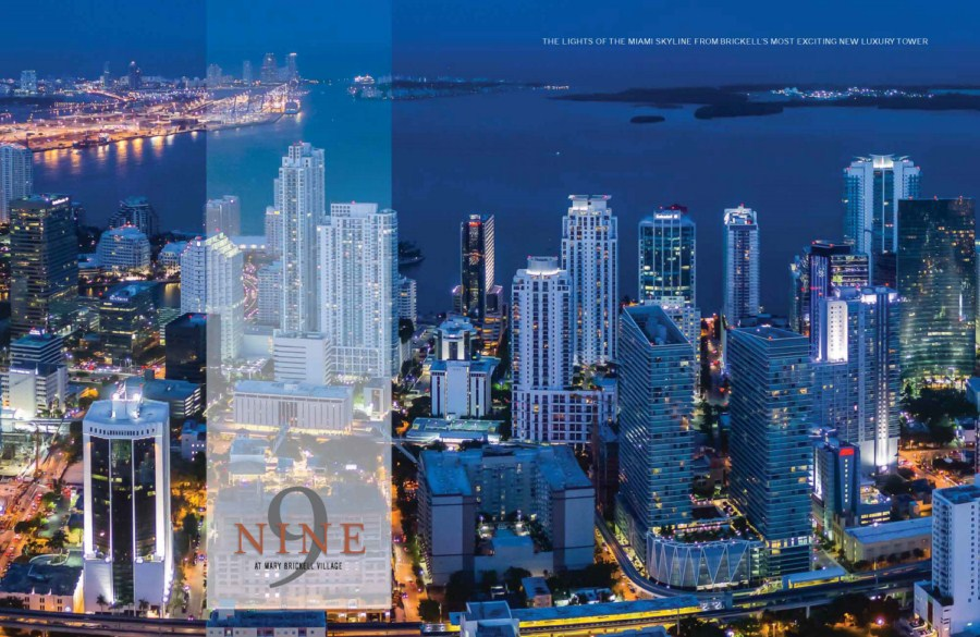 Nine At Mary Brickell Village Condos For Sale And Rent