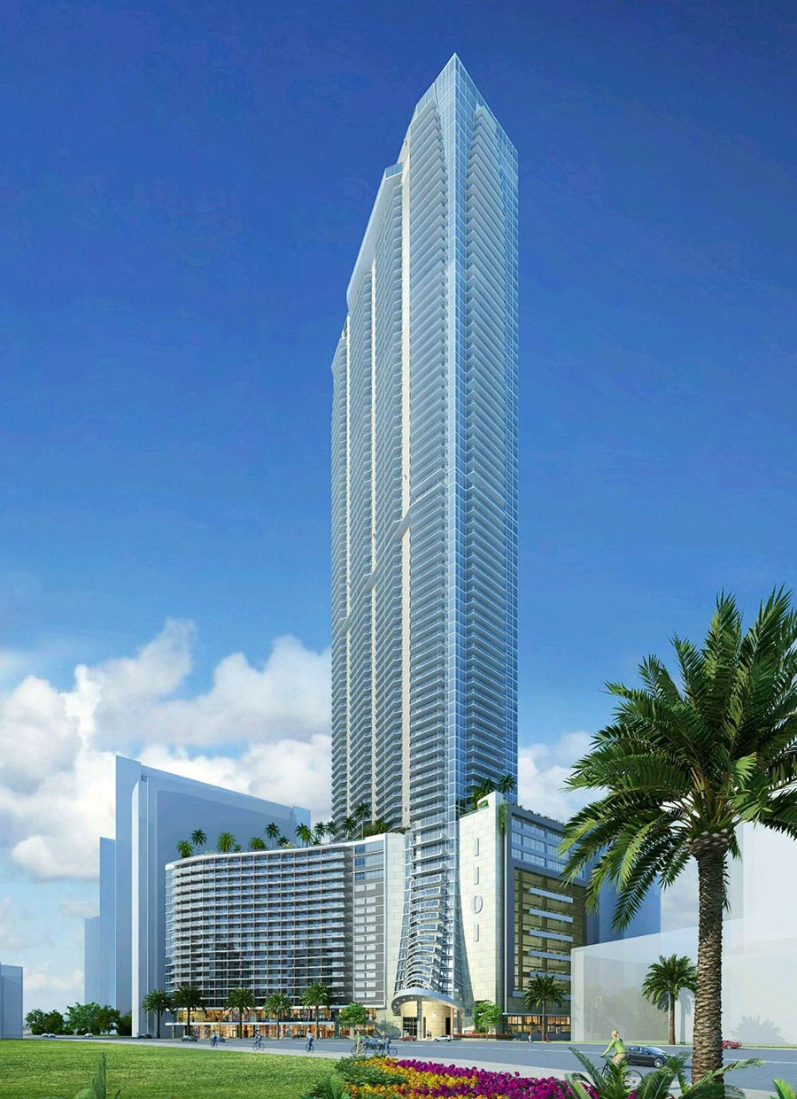 Panorama Tower Brickell New Condos For Sale Bogatov Realty