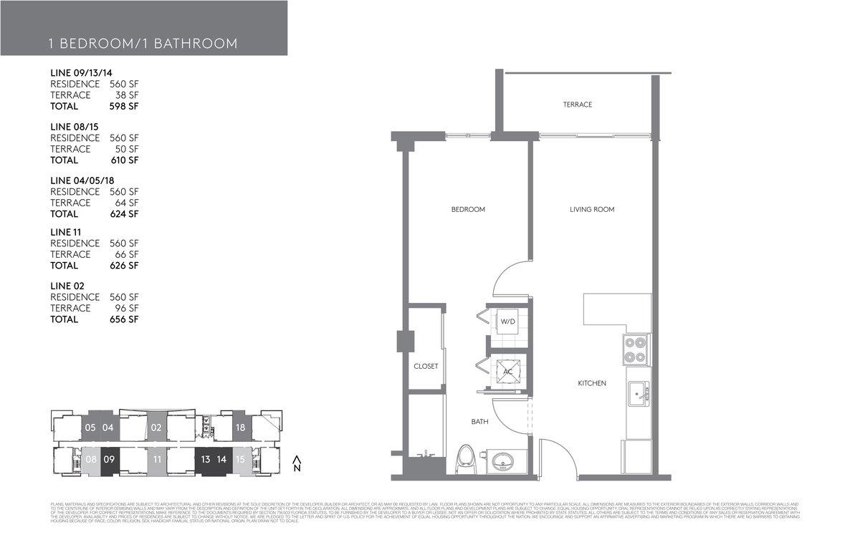 26 Edgewater - Floorplan 1