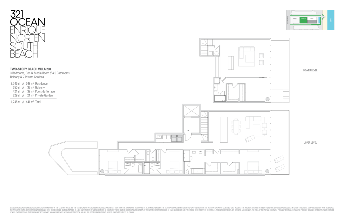 321 Ocean - Floorplan 5