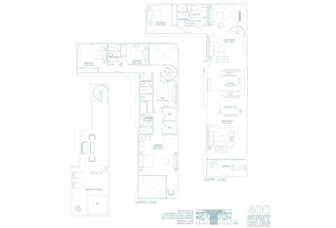 400 Sunny Isles - Floorplan 3