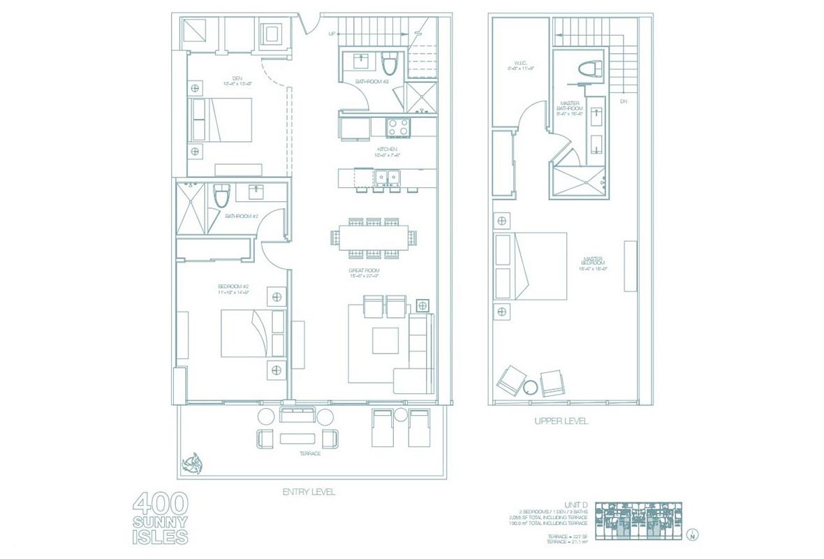 400 Sunny Isles - Floorplan 8