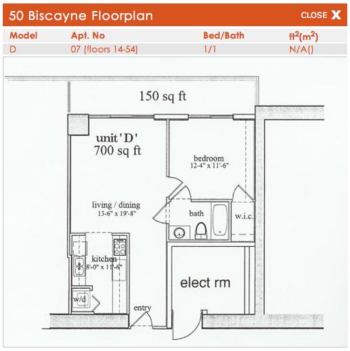 50 Biscayne - Floorplan 7