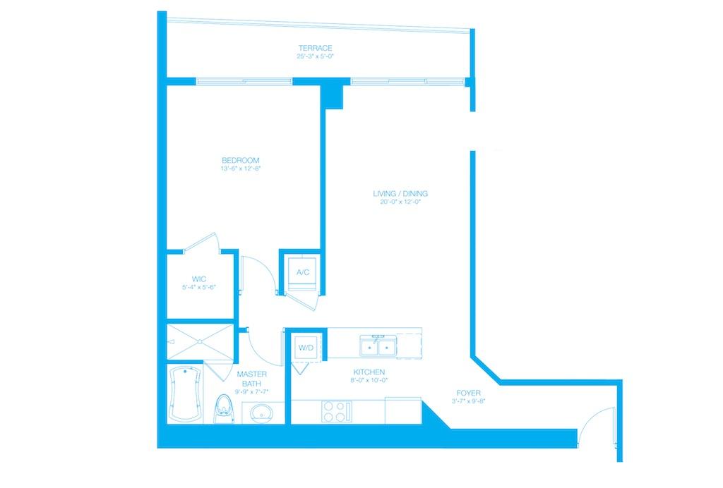 500 Brickell - Floorplan 10