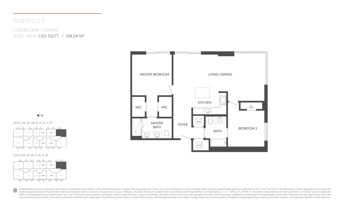5252 Paseo - Floorplan 2
