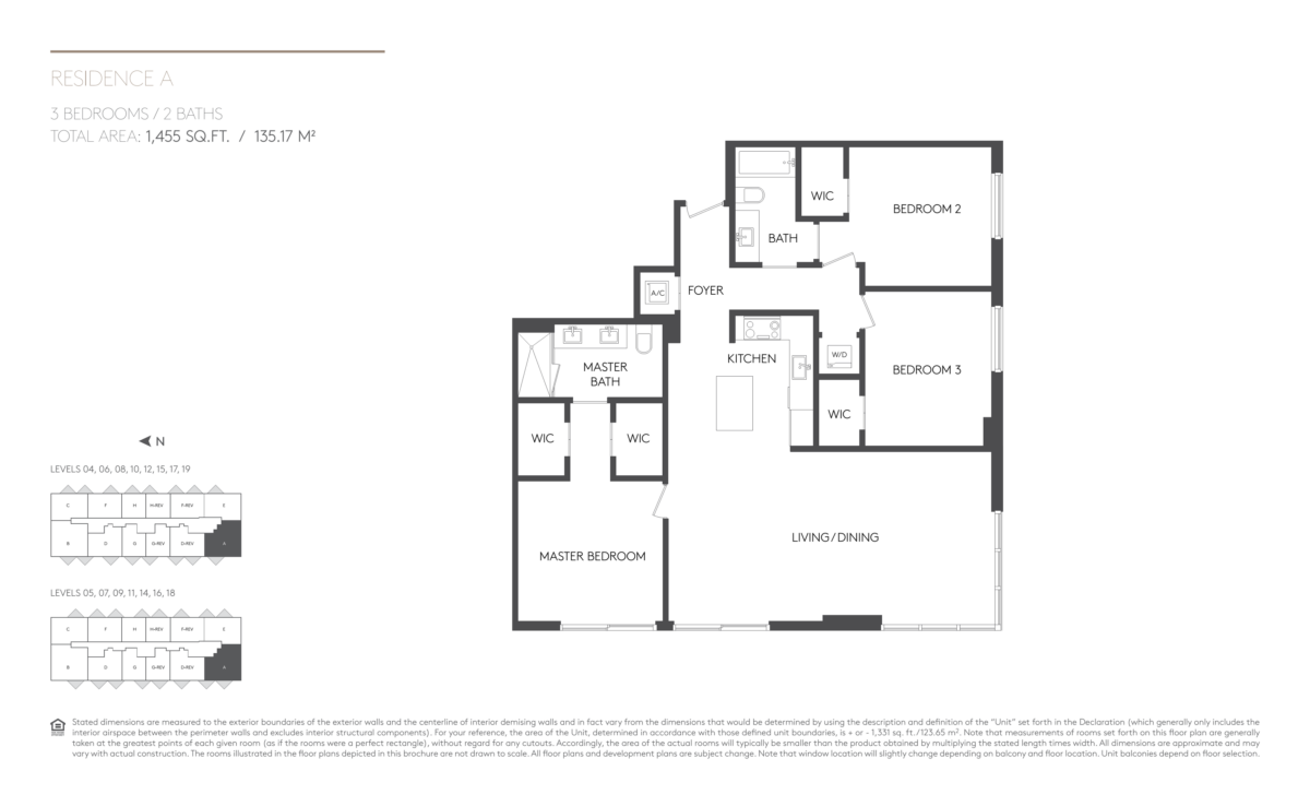 5252 Paseo - Floorplan 3