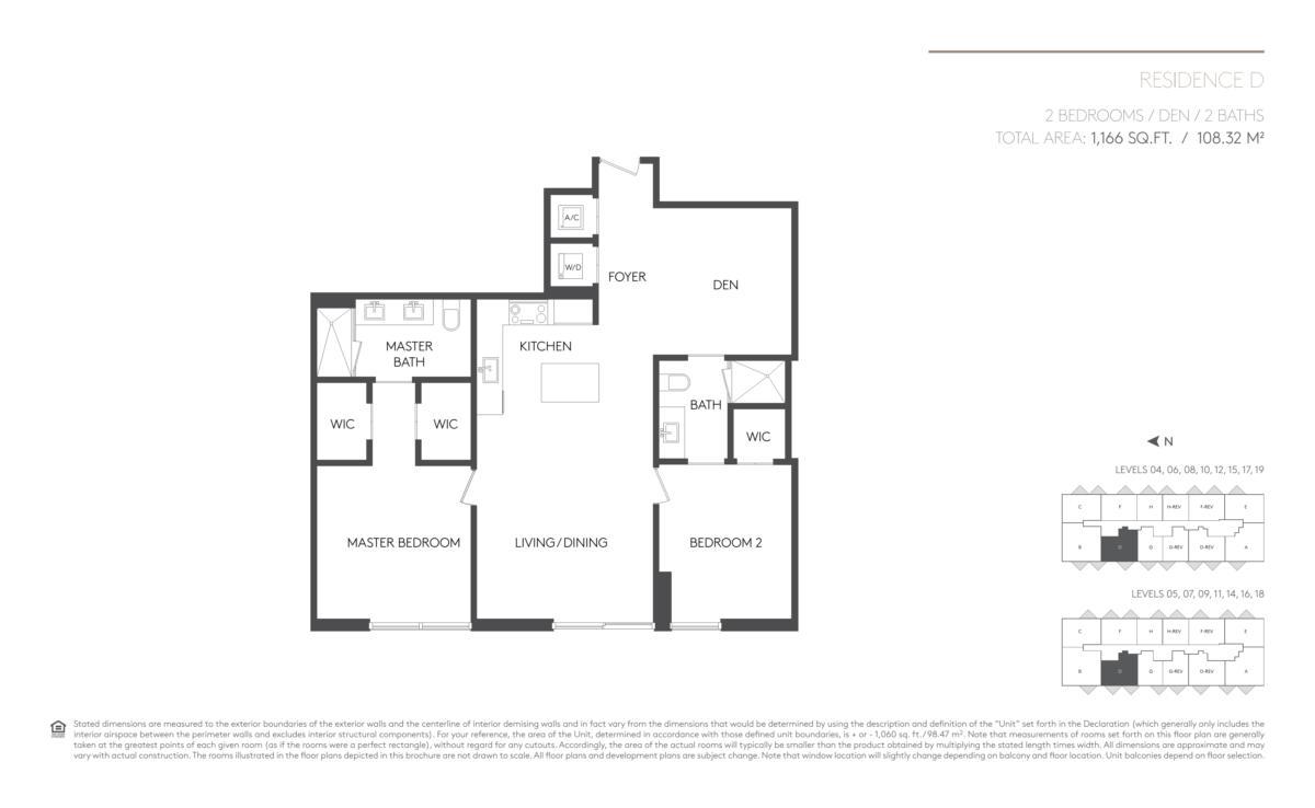 5252 Paseo - Floorplan 5