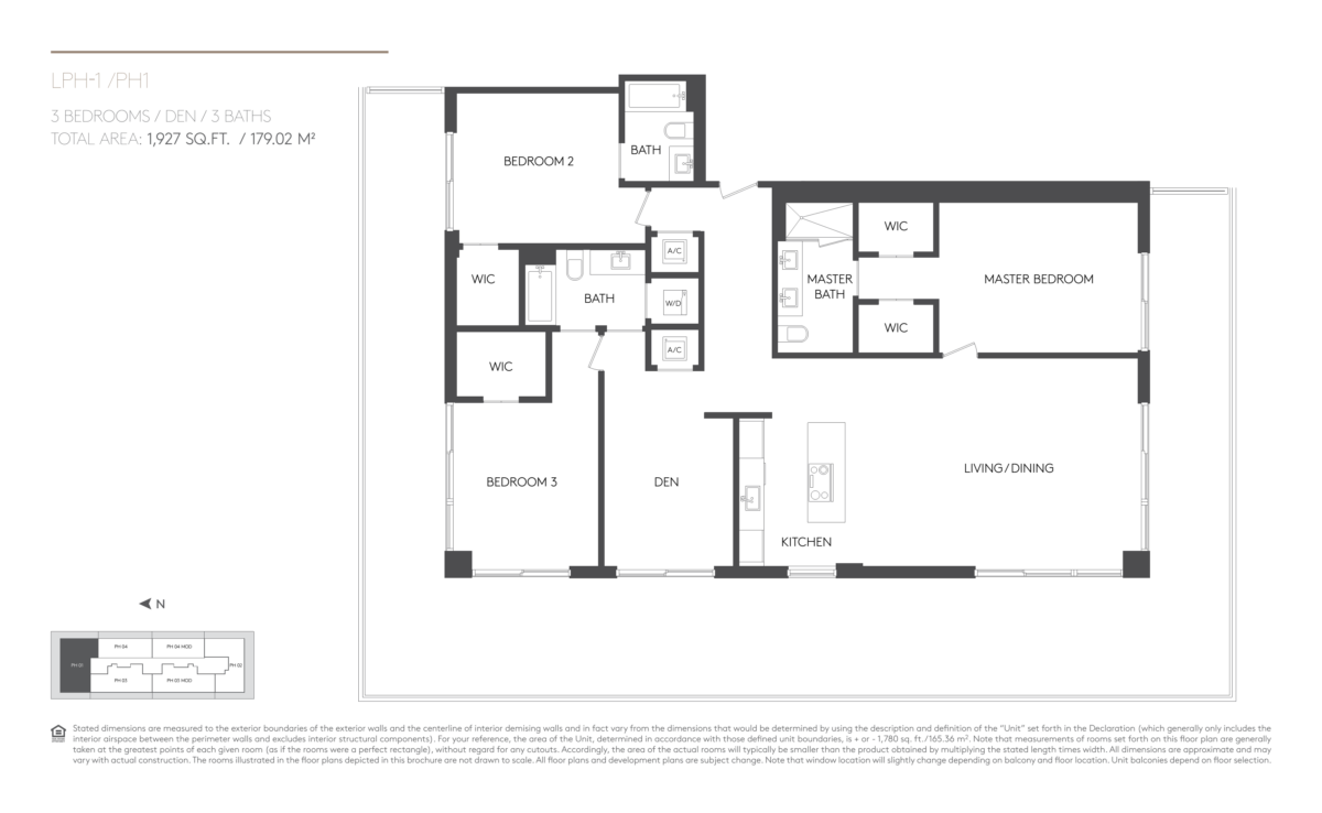 5252 Paseo - Floorplan 8