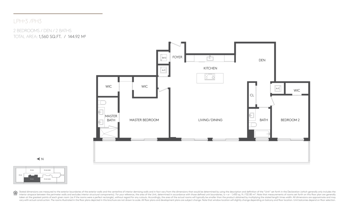 5252 Paseo - Floorplan 9