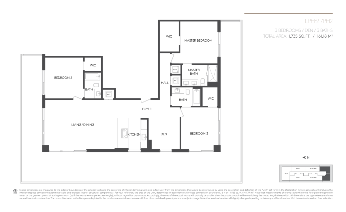 5252 Paseo - Floorplan 10