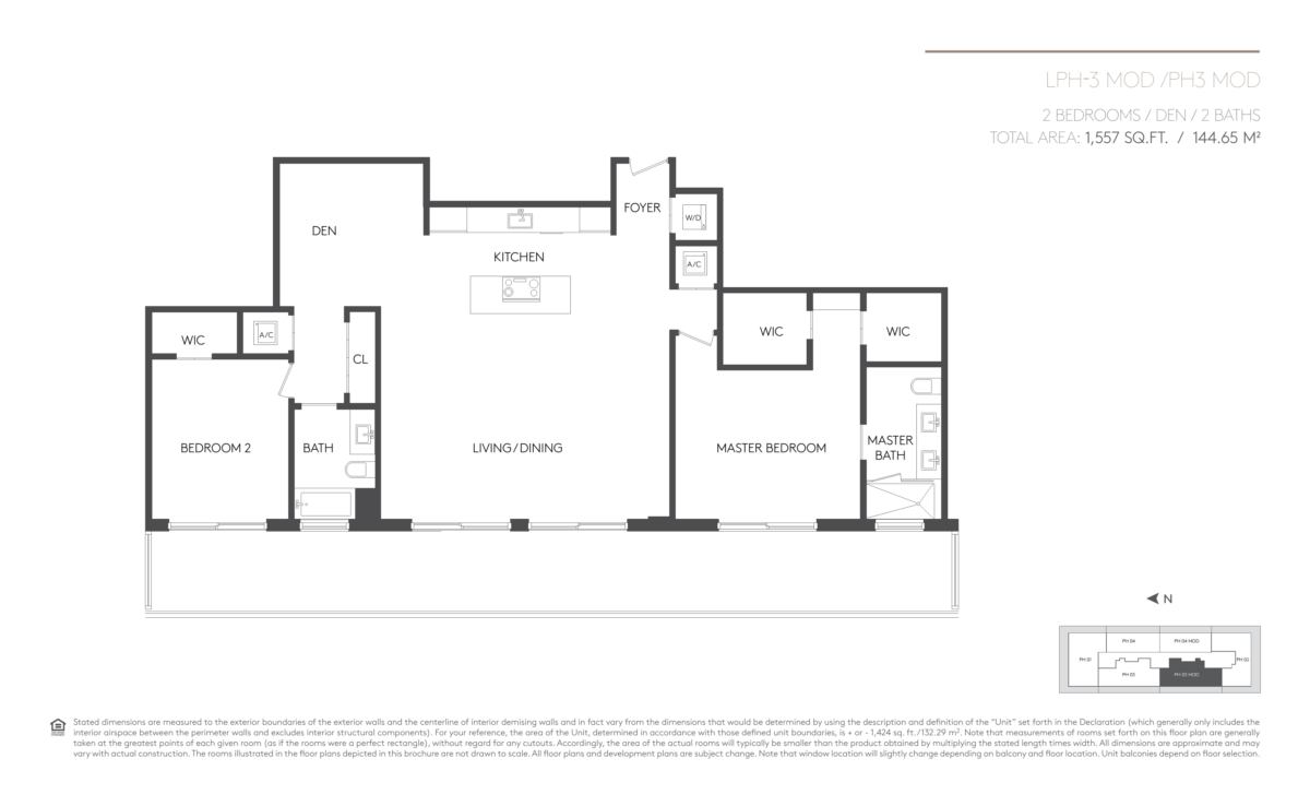 5252 Paseo - Floorplan 12