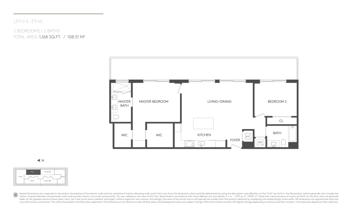 5252 Paseo - Floorplan 13
