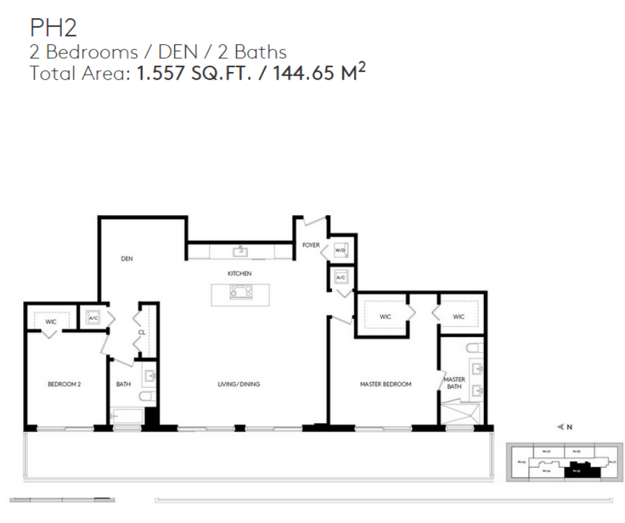 5300 Paseo - Floorplan 1