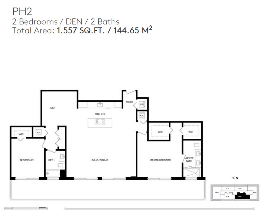 5300 Paseo - Floorplan 1