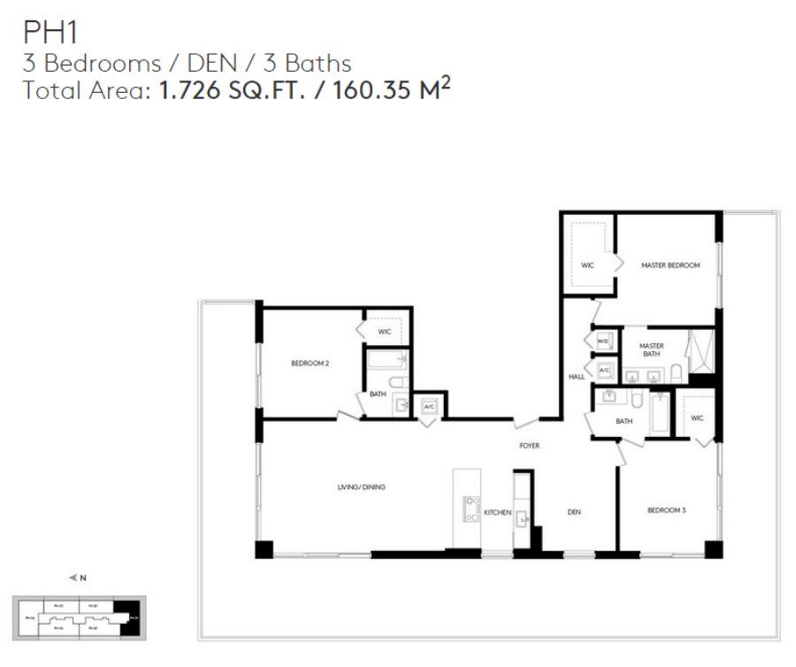 5300 Paseo - Floorplan 2