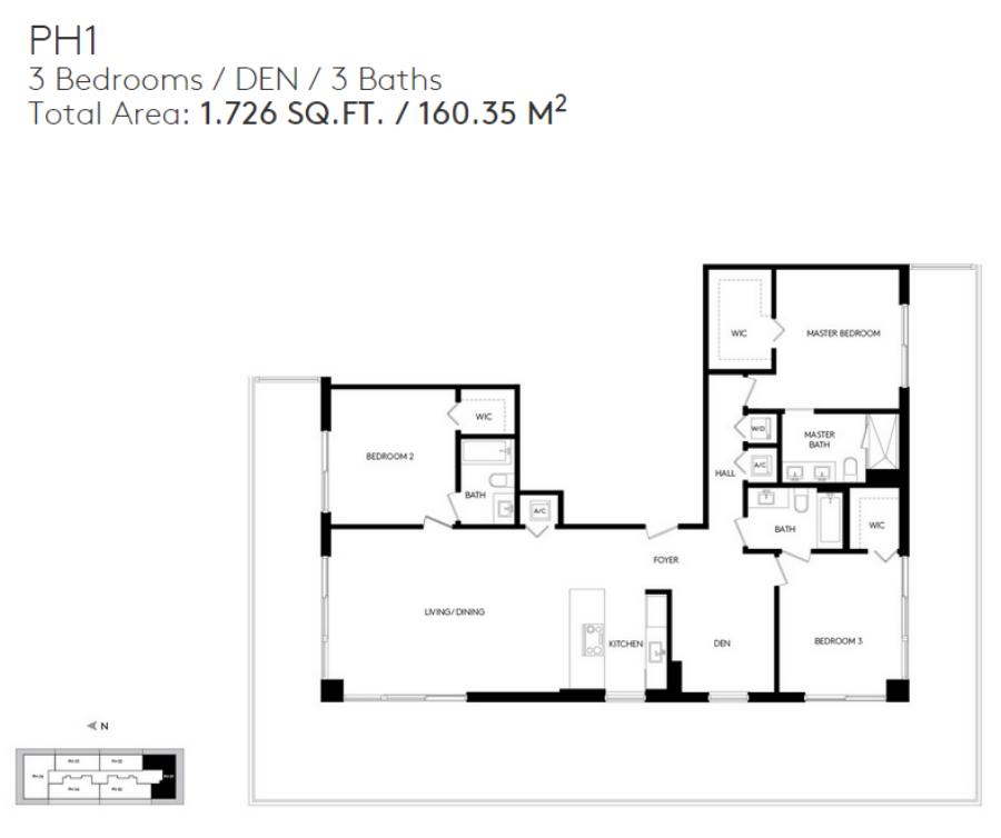 5300 Paseo - Floorplan 2