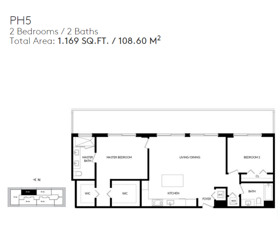 5300 Paseo - Floorplan 3