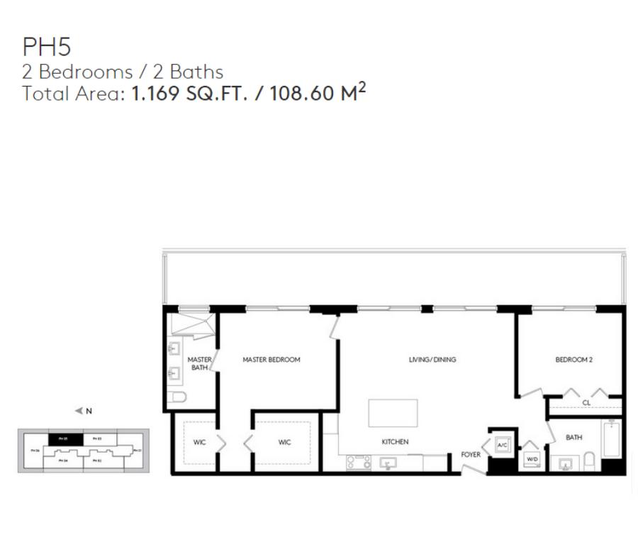 5300 Paseo - Floorplan 3