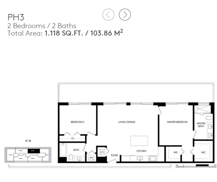 5300 Paseo - Floorplan 4