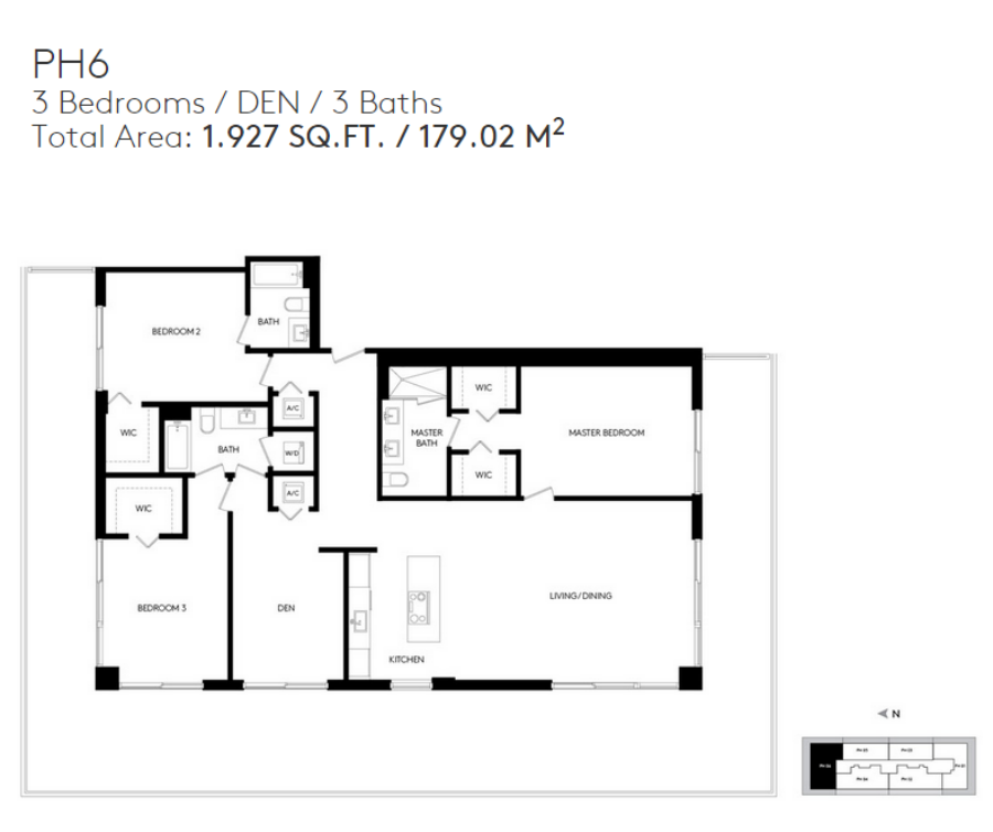 5300 Paseo - Floorplan 5