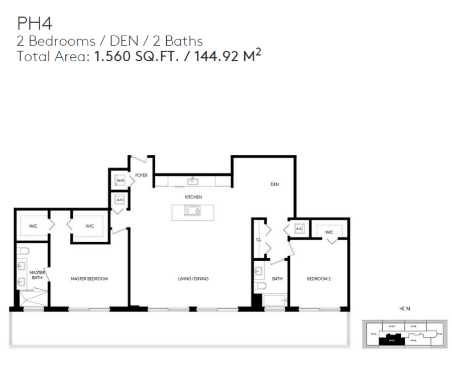 5300 Paseo - Floorplan 6