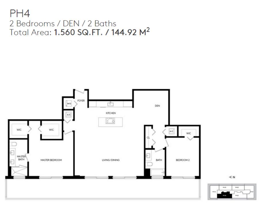 5300 Paseo - Floorplan 6