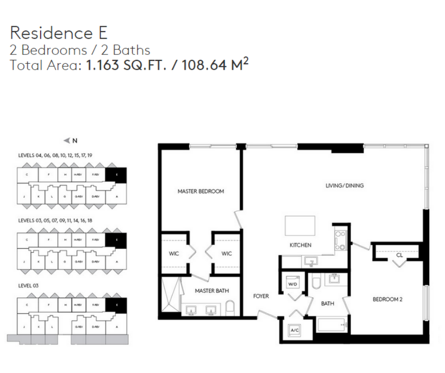 5300 Paseo - Floorplan 9