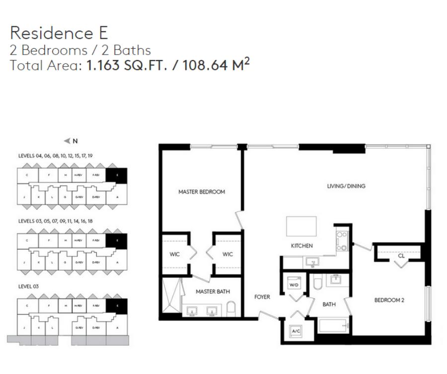 5300 Paseo - Floorplan 9