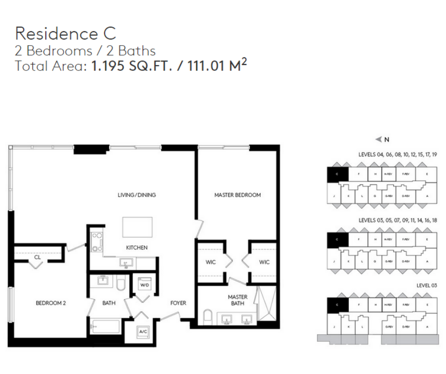 5300 Paseo - Floorplan 10