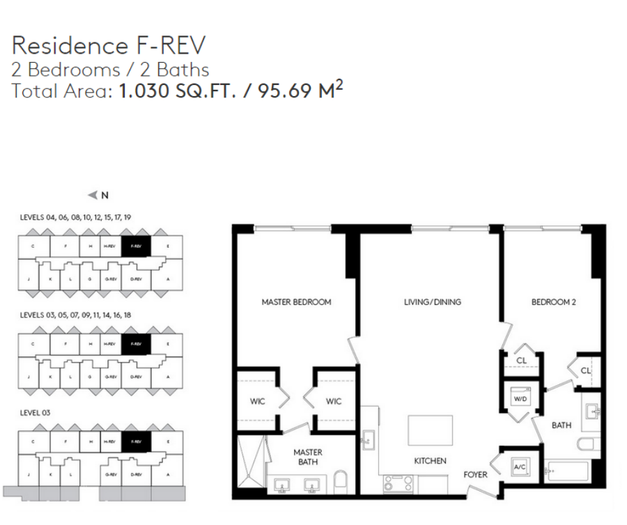 5300 Paseo - Floorplan 13