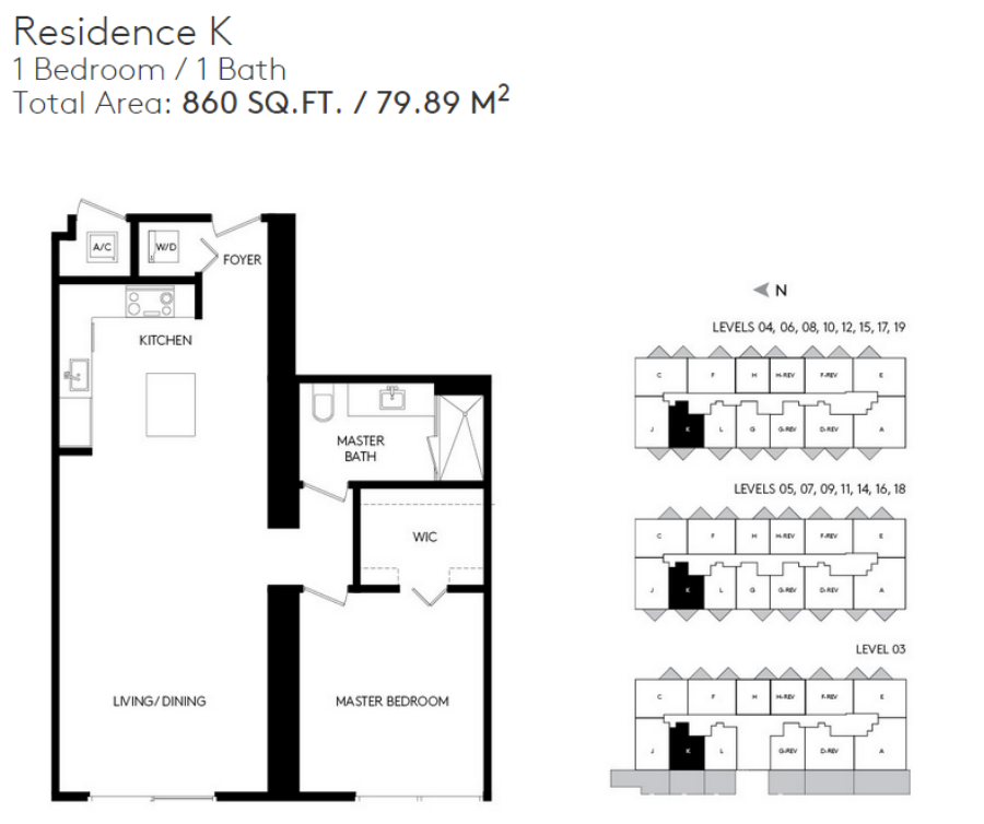 5300 Paseo - Floorplan 14