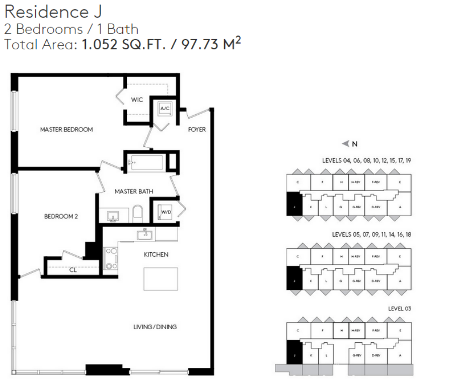 5300 Paseo - Floorplan 15