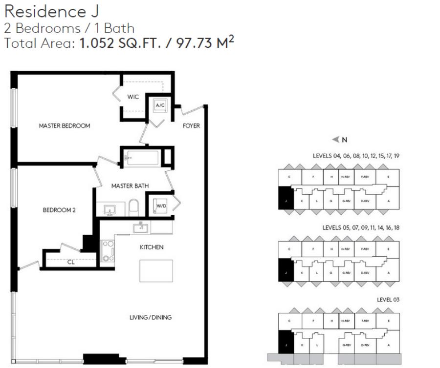 5300 Paseo - Floorplan 15