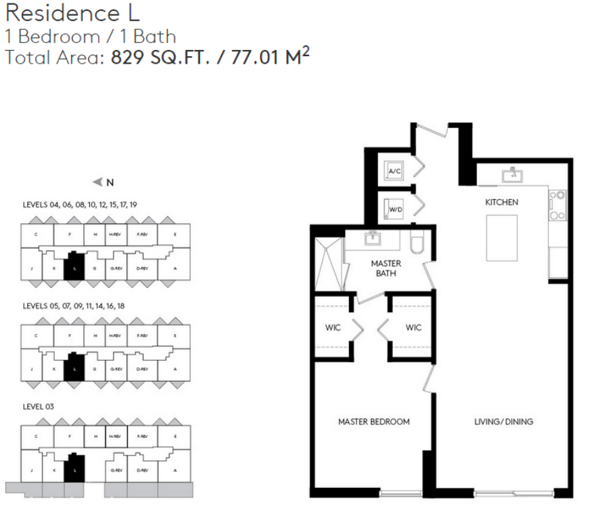 5300 Paseo - Floorplan 16