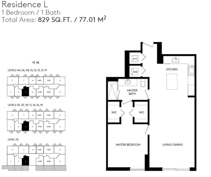5300 Paseo - Floorplan 16