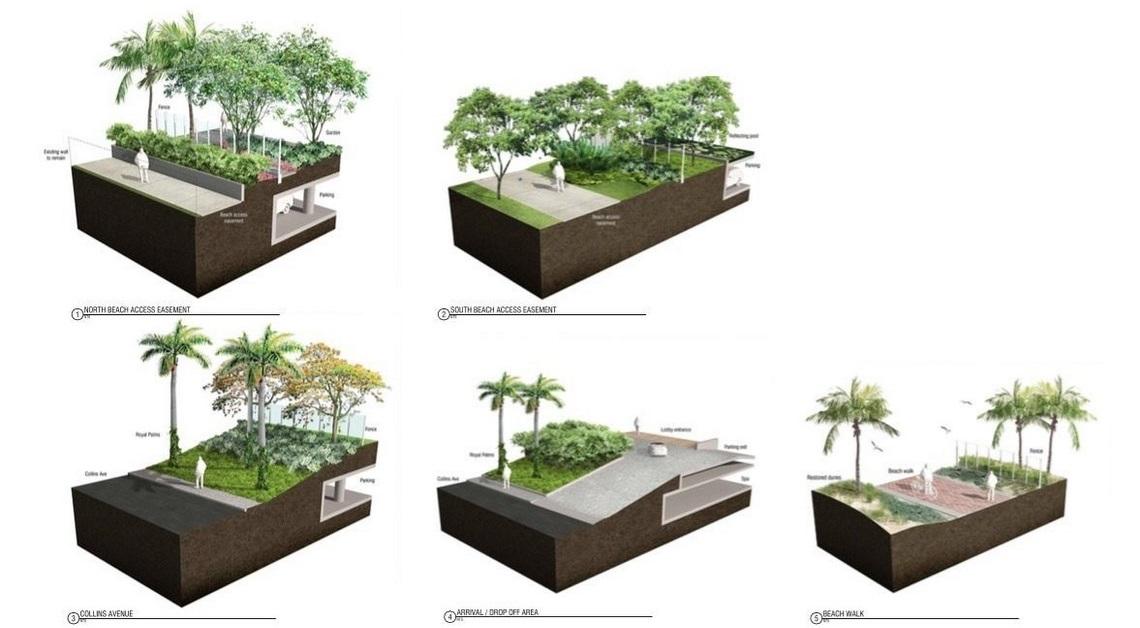 8701 Collins Avenue - Floorplan 2