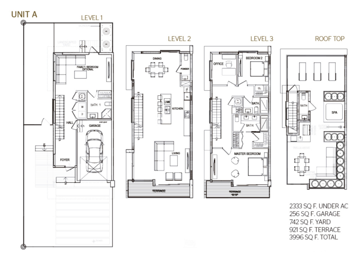 93 Bay Harbor - Floorplan 2