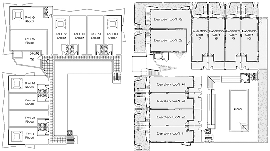 Absolut Lofts - Floorplan 1