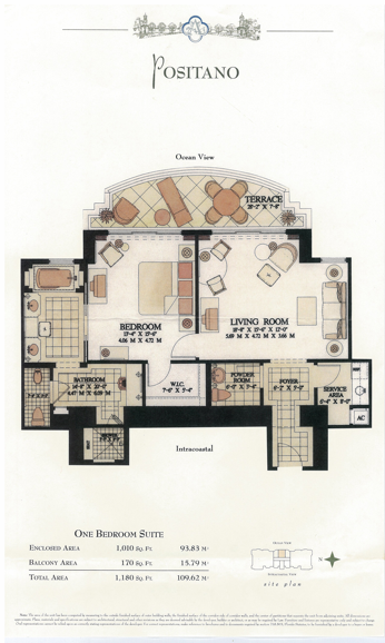 Acqualina - Floorplan 7