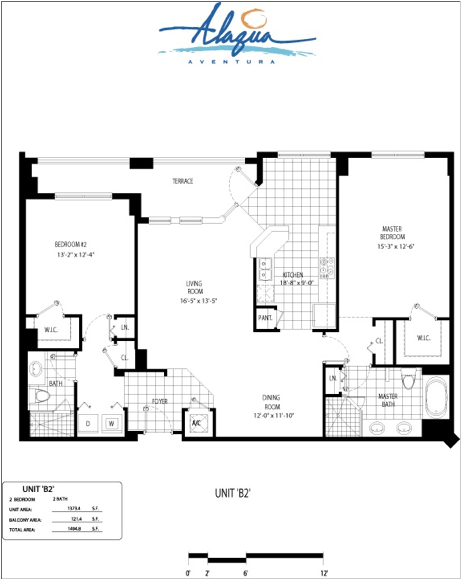 Alaqua - Floorplan 3