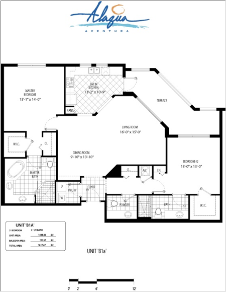 Alaqua - Floorplan 4