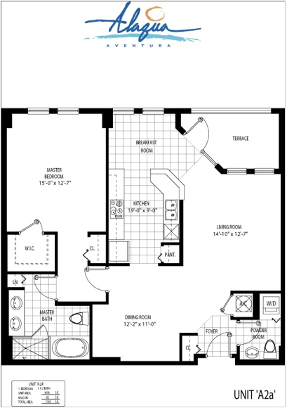 Alaqua - Floorplan 6