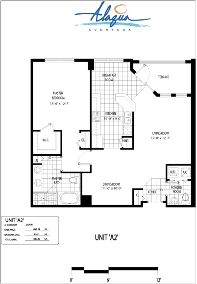 Alaqua - Floorplan 7