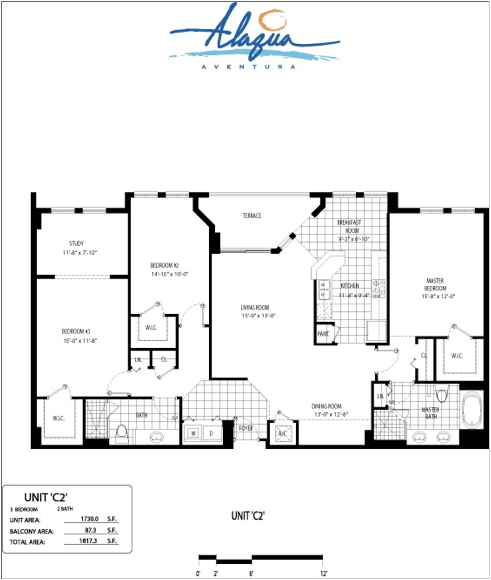 Alaqua - Floorplan 9