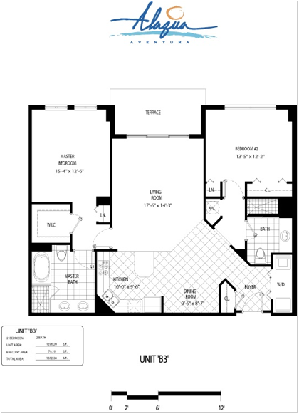 Alaqua - Floorplan 15