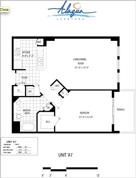 Alaqua - Floorplan 17