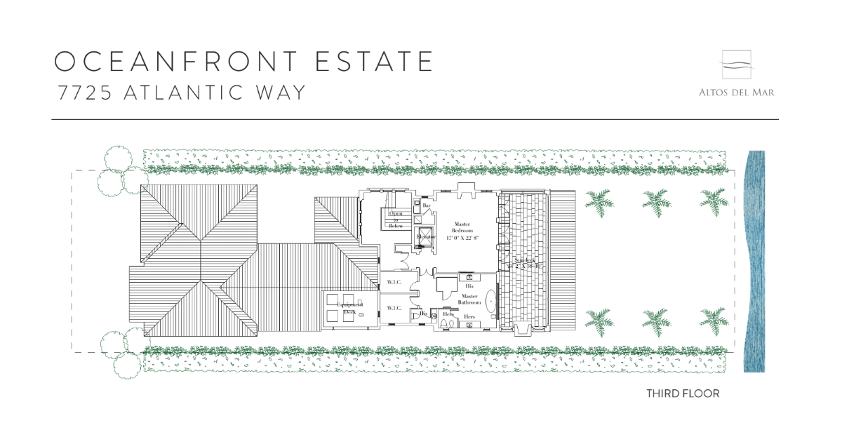 Altos Del Mar - Floorplan 2