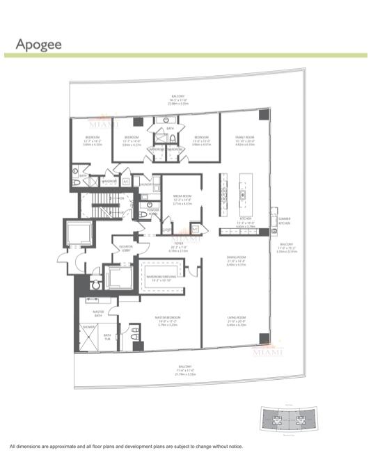 Apogee - Floorplan 2