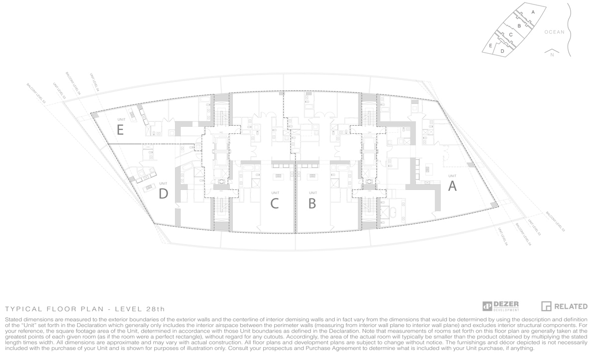 Armani House - Floorplan 2