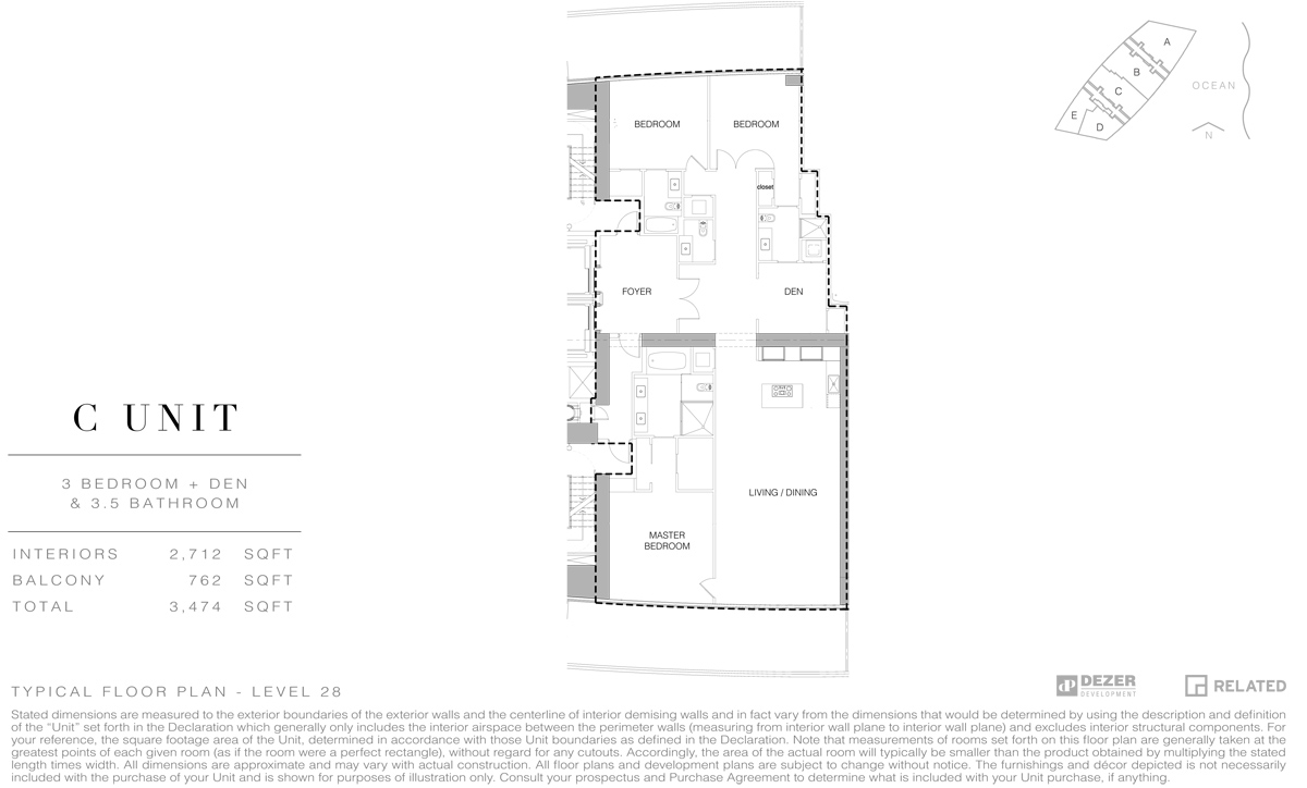 Armani House - Floorplan 6